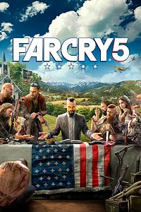 Far Cry 5 Xbox One key 2019