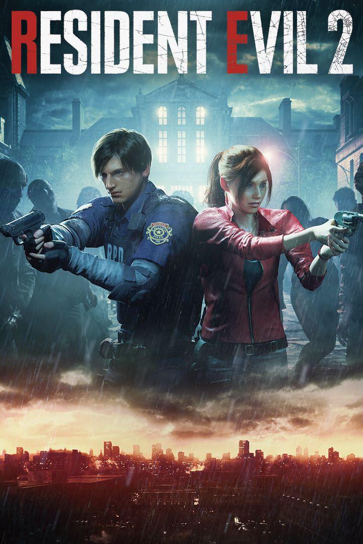 RESIDENT EVIL 2 Xbox one key VPN 2019