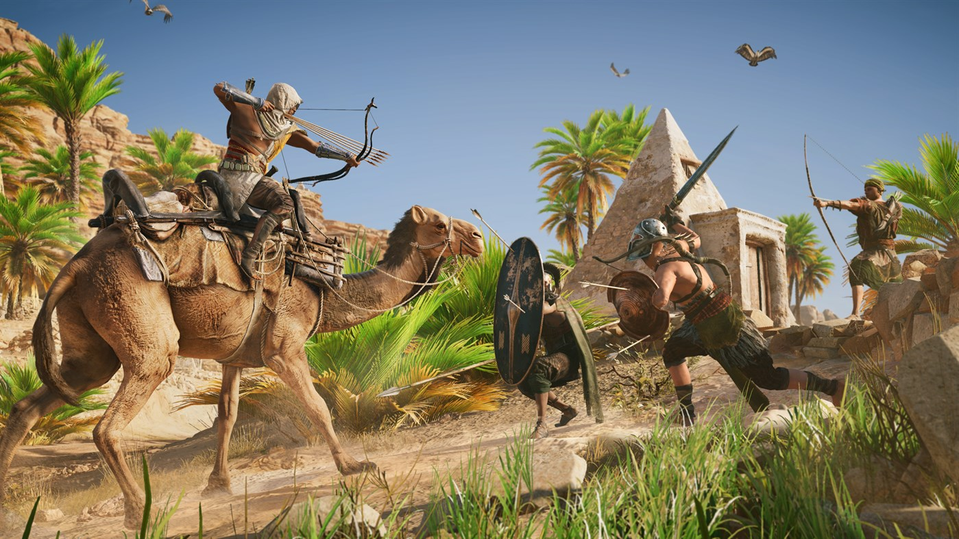 ✅Assassin´s  Creed origins  GOLD EDITION Xbox One 🔑