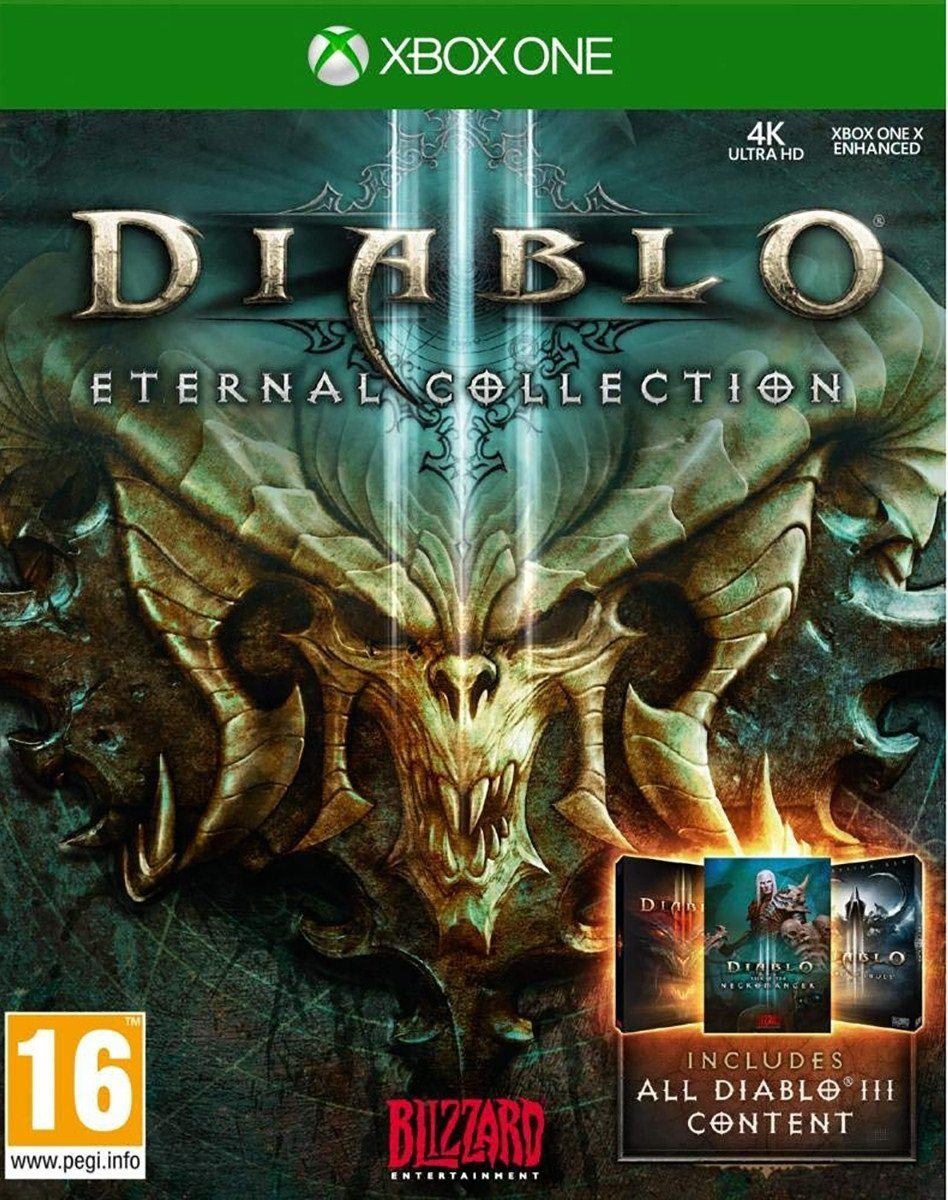 ✅Diablo III: Eternal Collection Xbox One 🔑