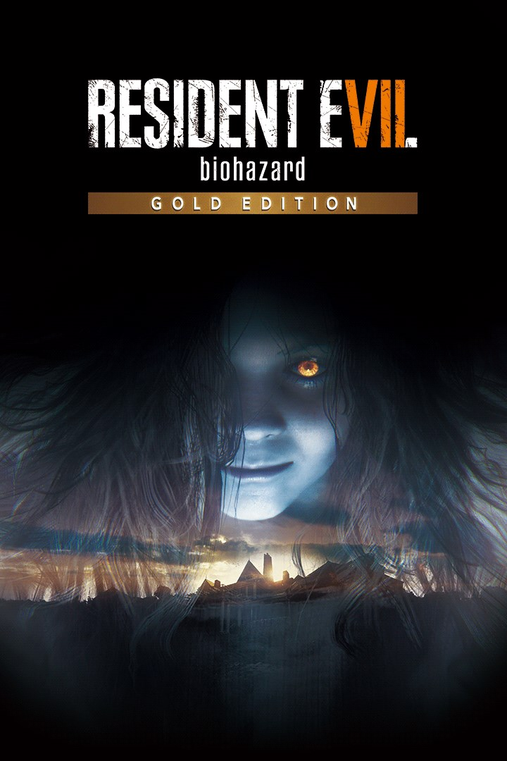 RESIDENT EVIL 7 biohazard Gold Edition Xbox one Win10🔑
