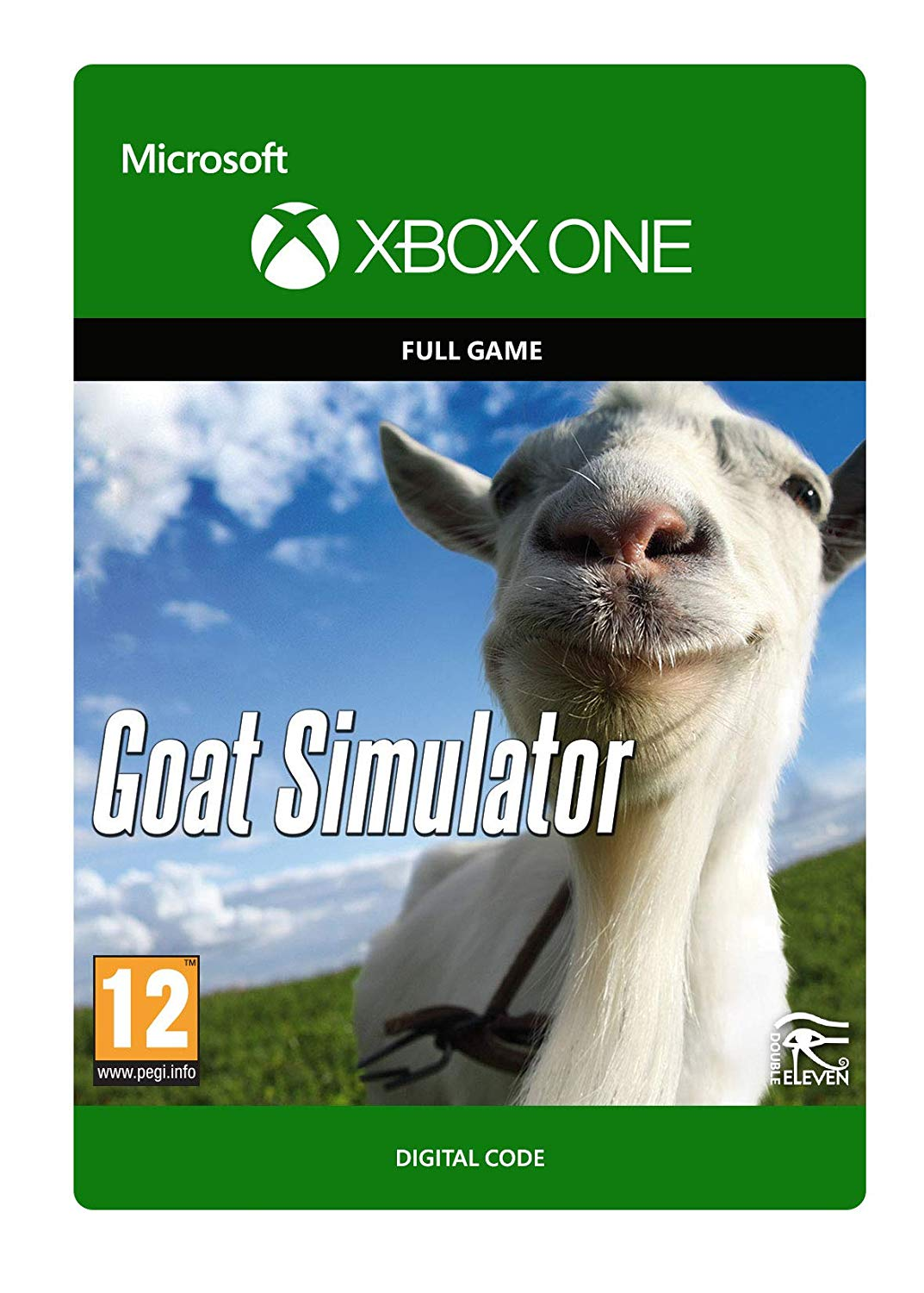 ✅Goat Simulator  Xbox One 🔑