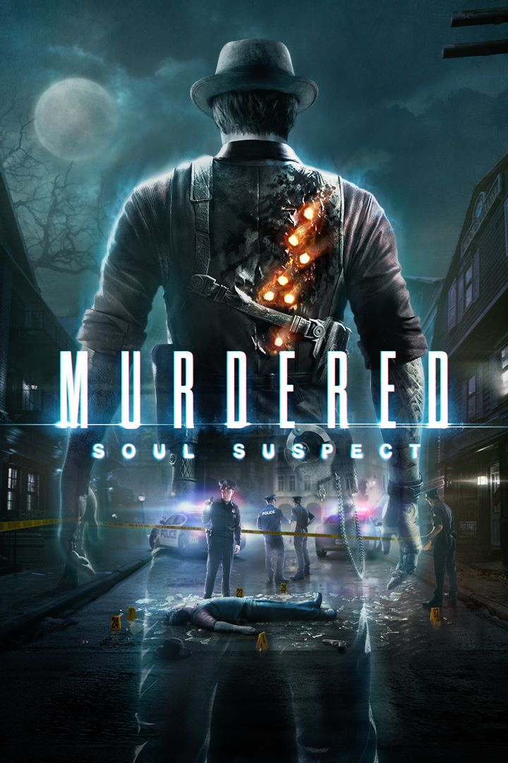 Murdered: Soul Suspect Xbox one 🔑