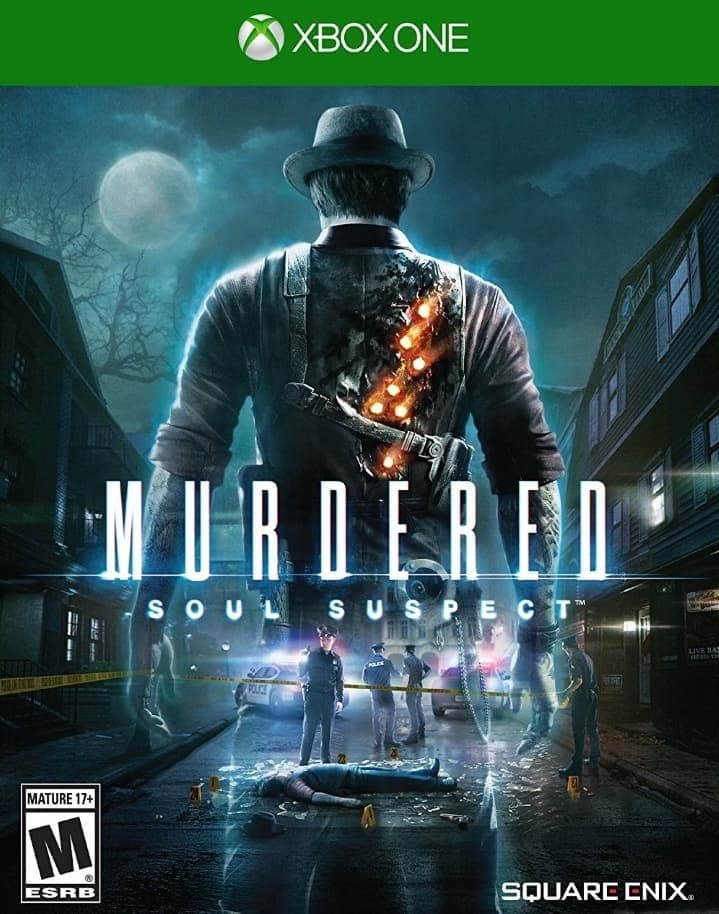 ✅Murdered: Soul Suspect Xbox one 🔑