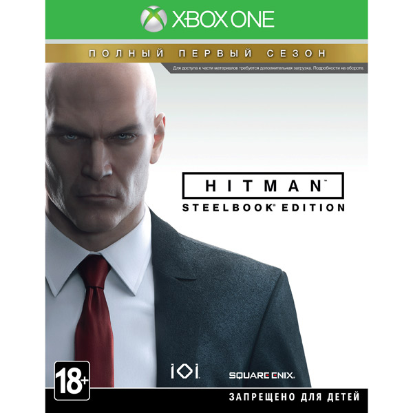 ✅HITMAN  Game of the Year Edition Xbox One 🔑