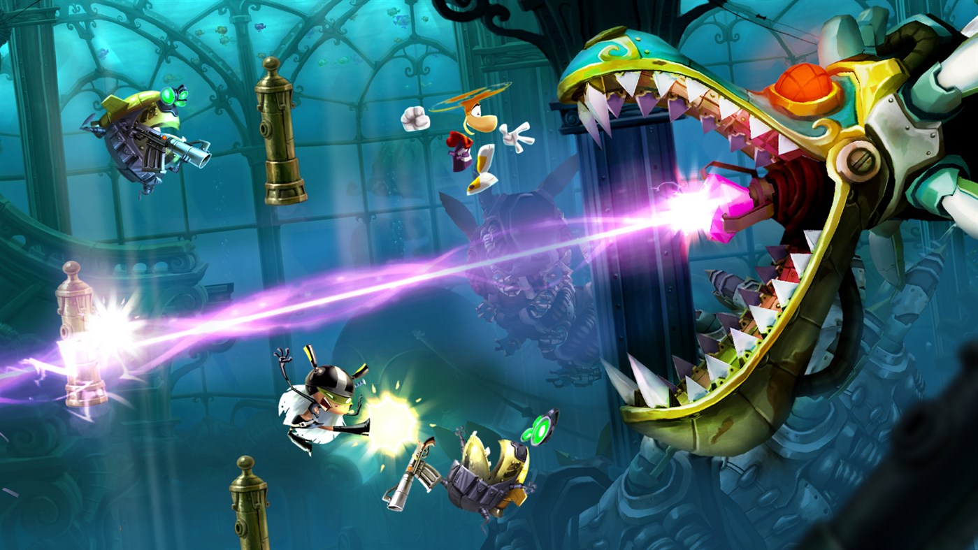 ✅Rayman Legends Xbox One  🔑