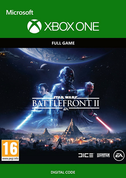 ✅STAR WARS Battlefront II Xbox One 🔑