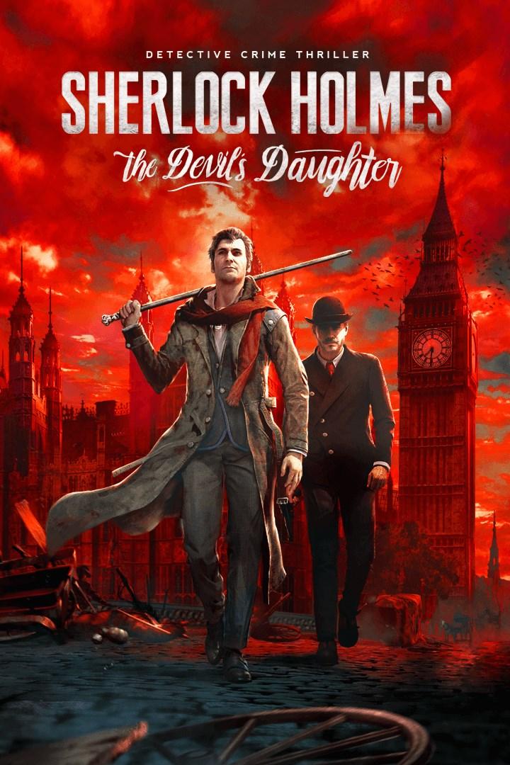 Sherlock Holmes The Devil's Daughter Xbox one ключ 🔑
