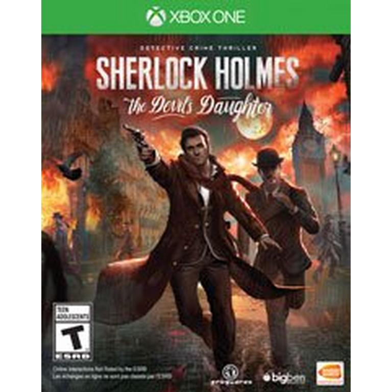 ✅Sherlock Holmes The Devil´s Daughter Xbox one 🔑