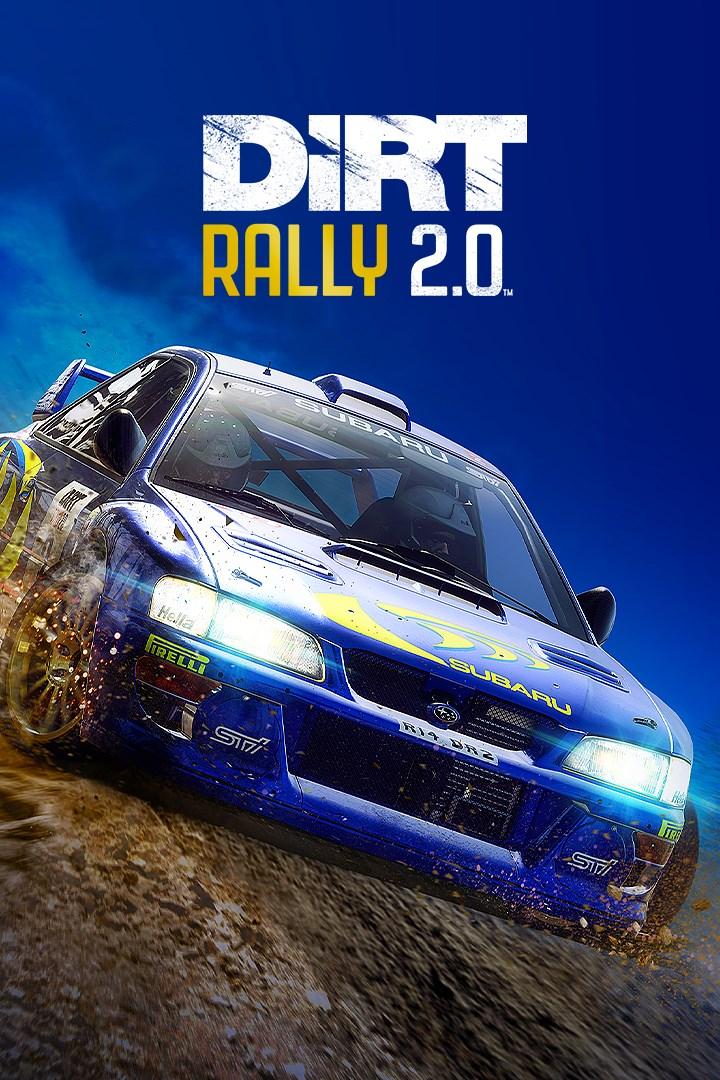 DiRT Rally 2.0 Xbox one ключ 🔑