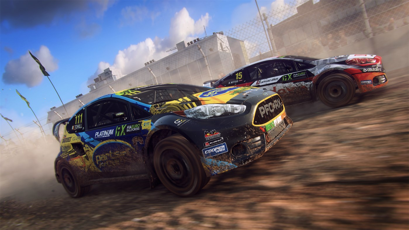 DiRT Rally 2.0 Xbox one 🔑