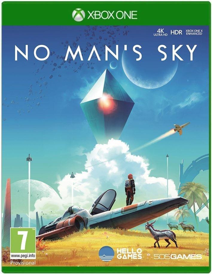 ✅ No Man's Sky Xbox ключ🔑