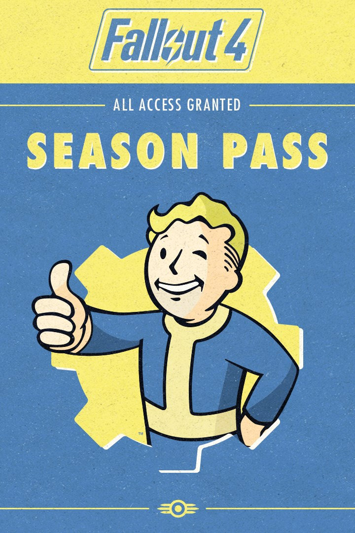 Fallout 4 Season Pass Xbox one key