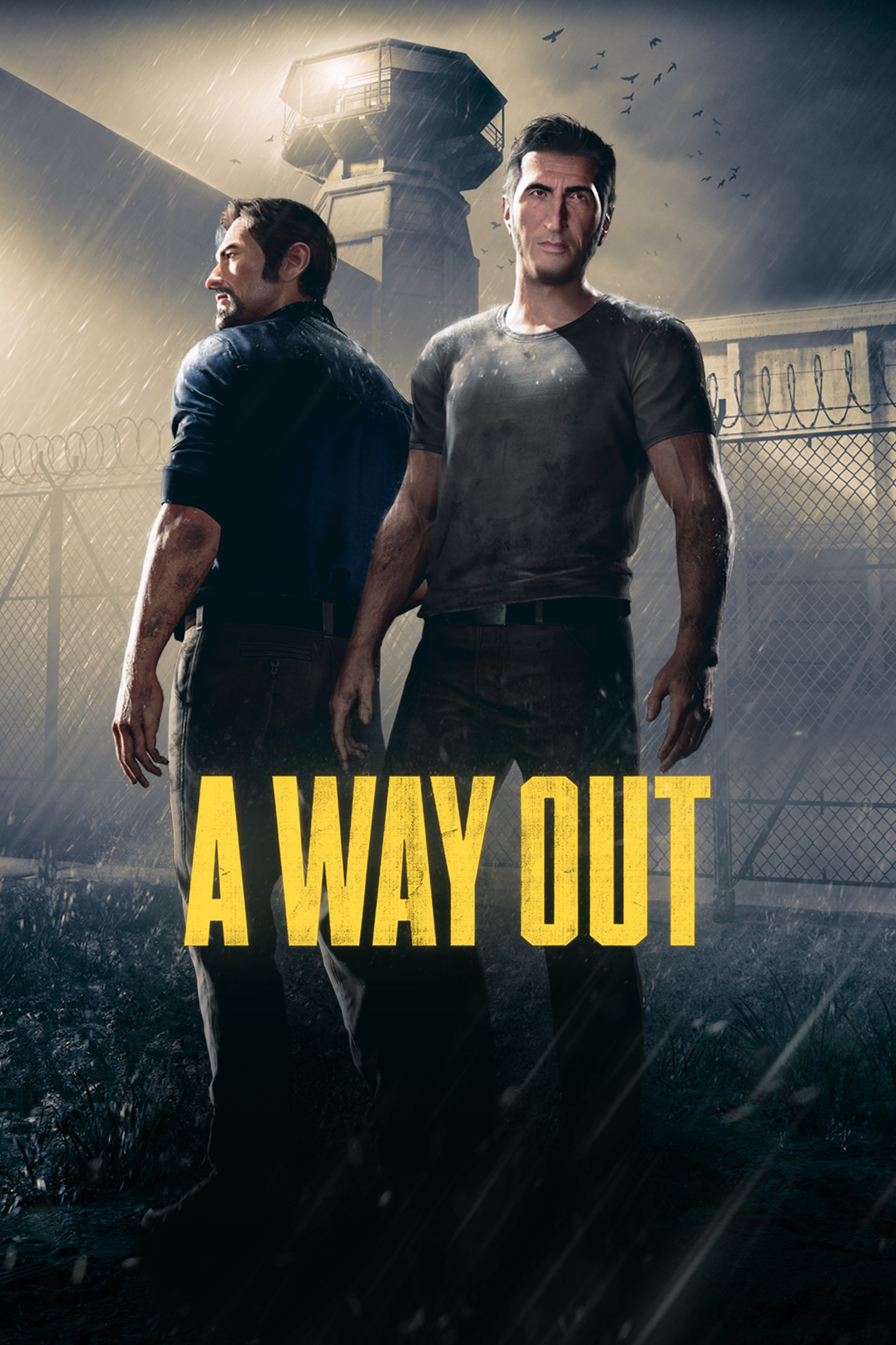 A Way Out Xbox one key 🔑