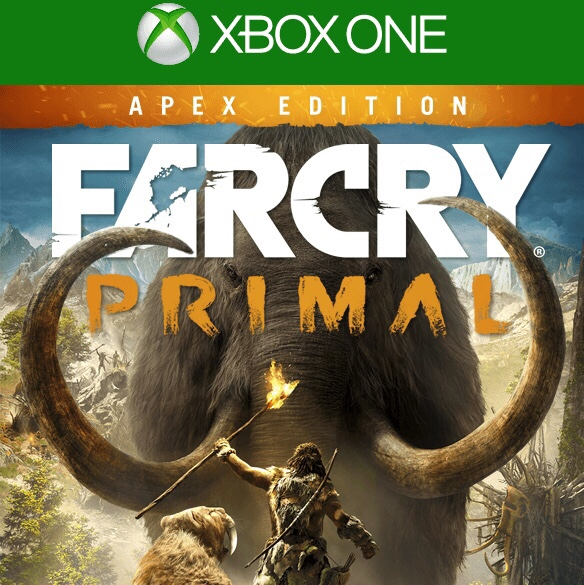 ✅Far Cry Primal - Apex Edition Xbox one 🔑