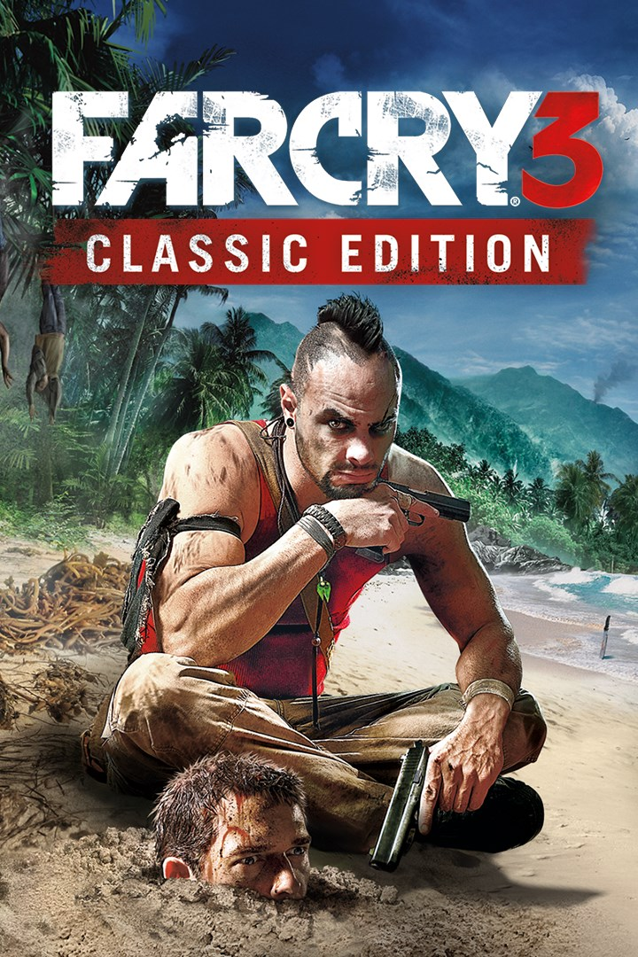 Far Cry 3 Classic Edition Xbox one key 🔑