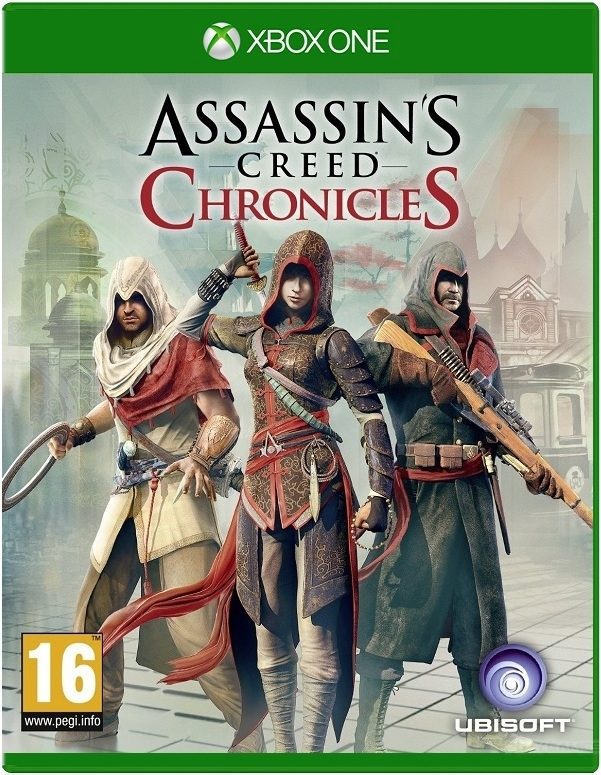 ✅Assassin´s Creed Chronicles – Trilogy Xbox one 🔑
