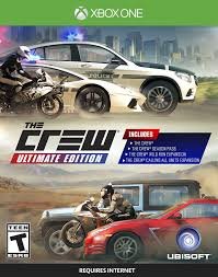 ✅The Crew Ultimate Edition Xbox one 🔑