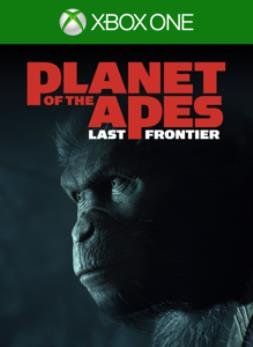 ✅Planet of the Apes: Last Frontier Xbox one 🔑
