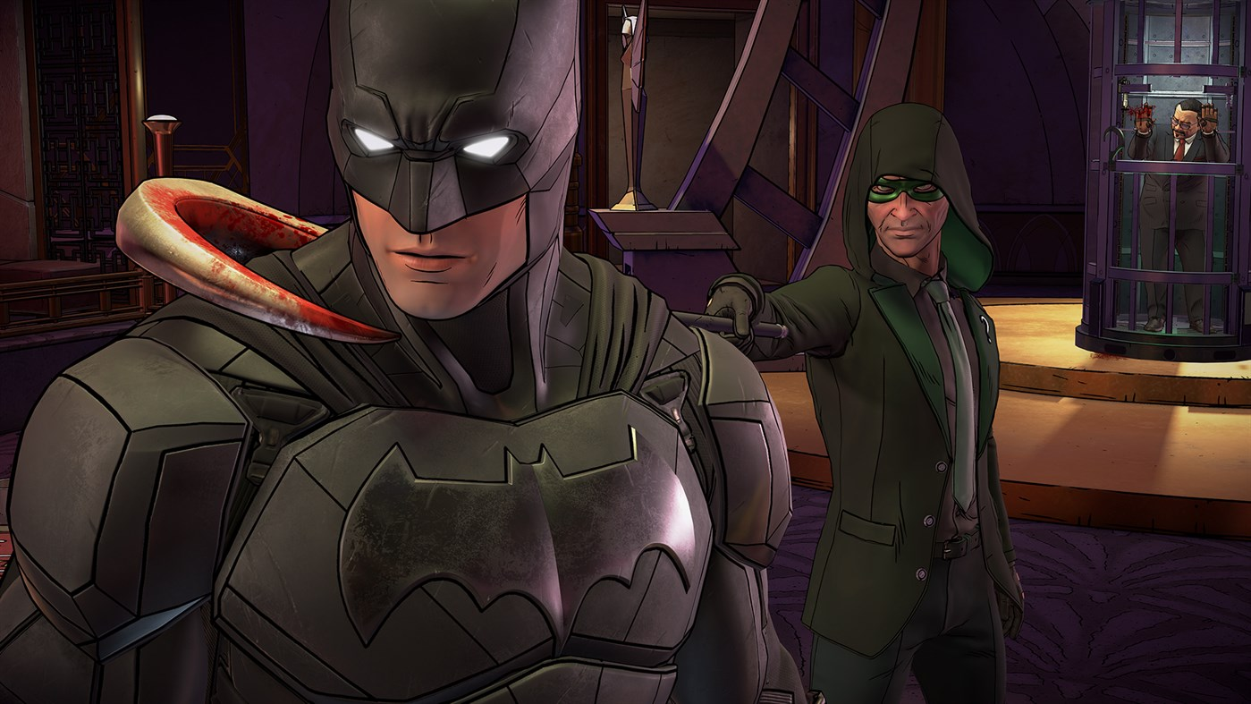 ✅The Telltale Batman Bundle Xbox one 🔑