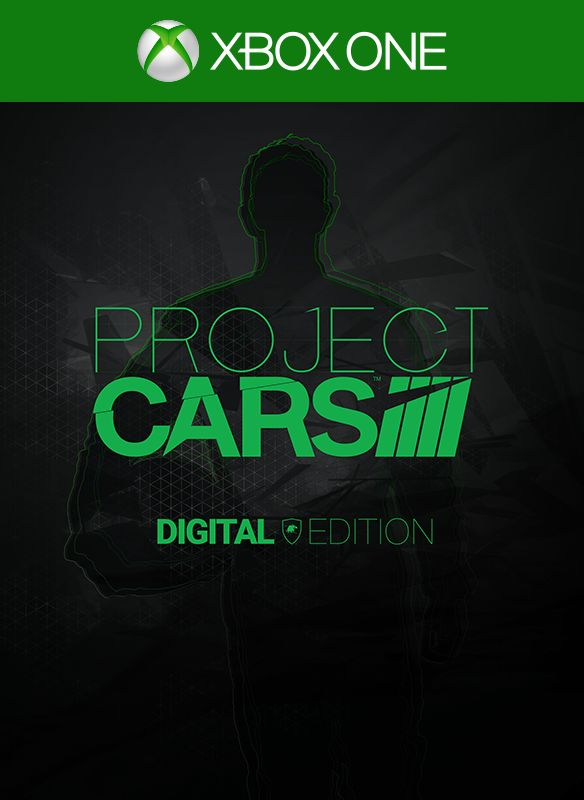 ✅Project CARS Digital Edition Xbox one 🔑