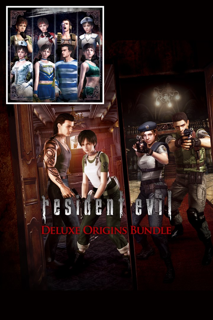 Купить Resident Evil Deluxe Origins Bundle Xbox one ключ ? и скачать