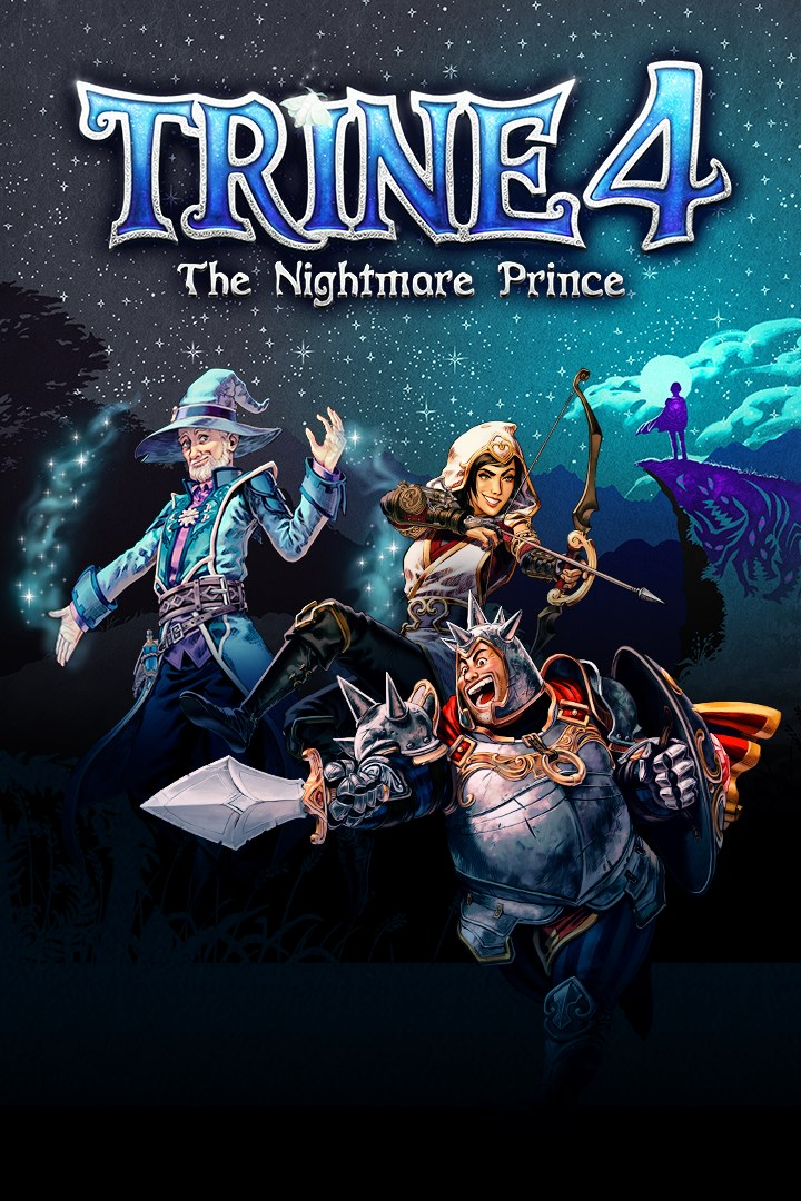 Trine 4 The Nightmare Prince Xbox one ключ 🔑