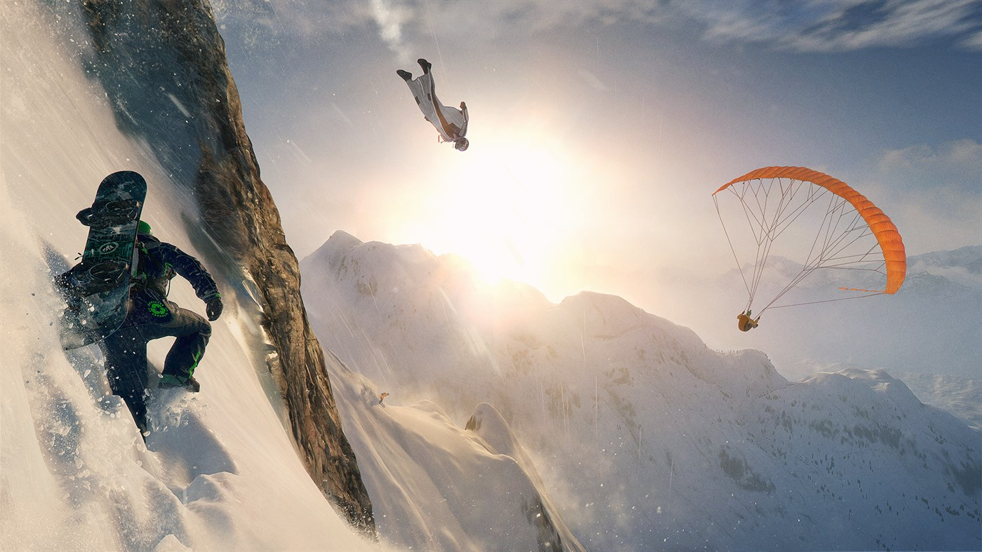 ✅STEEP Xbox one 🔑