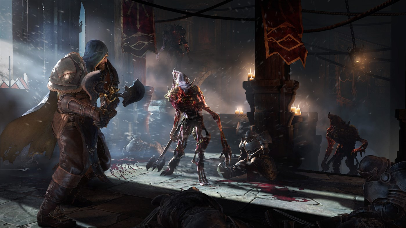 ✅Lords of the Fallen Xbox one 🔑