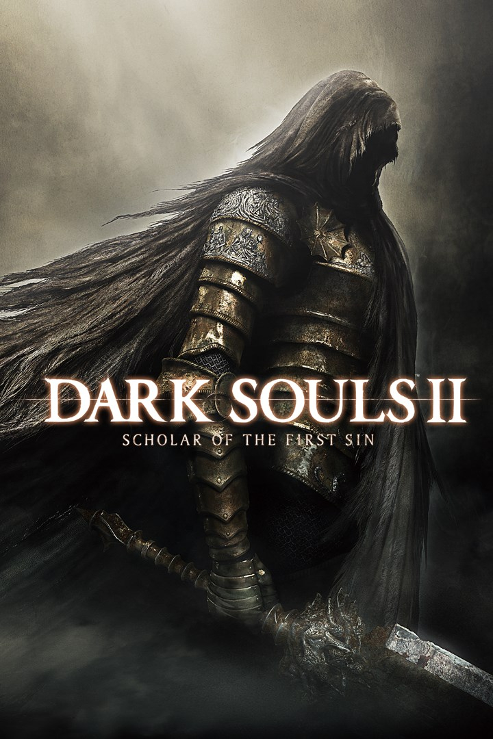 DARK SOULS II Scholar of the First Sin Xbox one 🔑