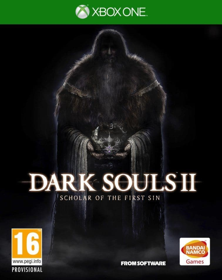 ✅DARK SOULS II Scholar of the First Sin Xbox one 🔑