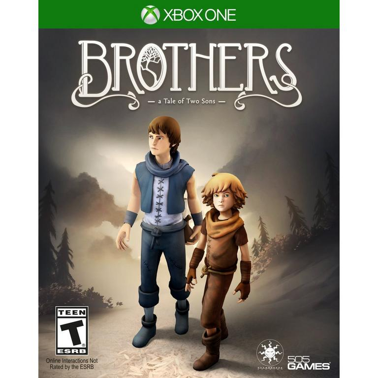 ✅Brothers a Tale of Two Sons Xbox one 🔑