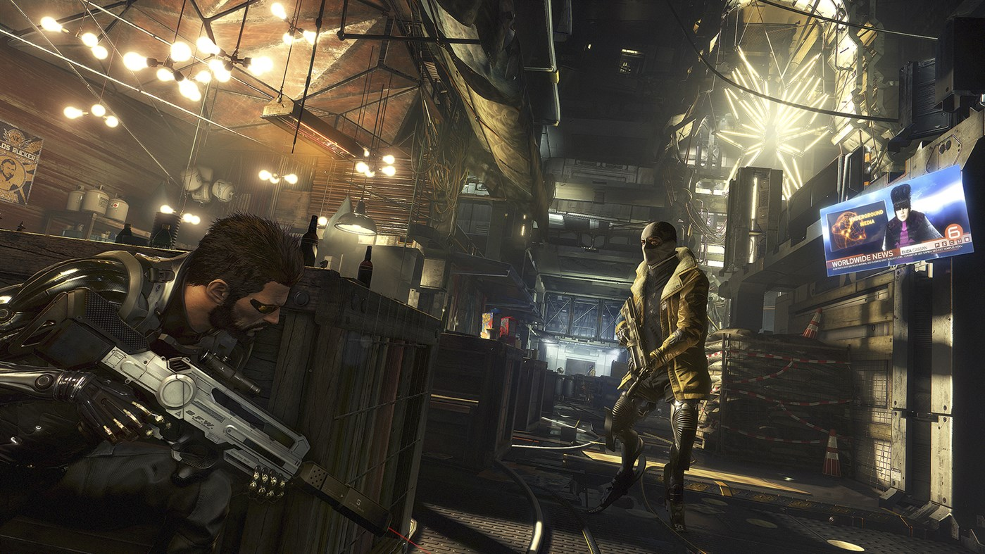 Deus Ex Mankind Divided Digital Deluxe Edition Xbox one
