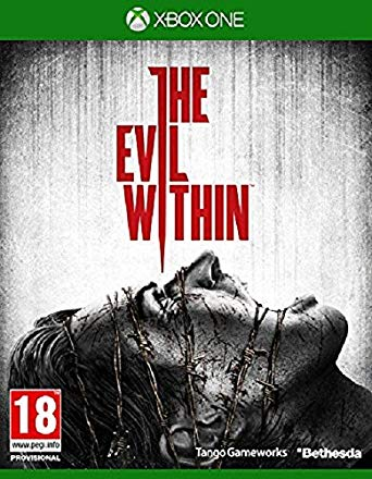 ✅The Evil Within Xbox one 🔑