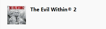 ✅The Evil Within 2 Xbox one 🔑