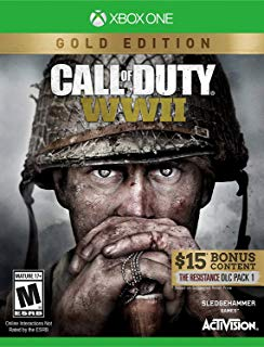 ✅ Call of Duty WWII Gold Edition Xbox one 🔑