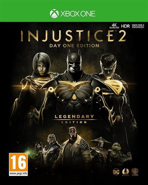 ✅Injustice 2  Legendary Edition Xbox One 🔑