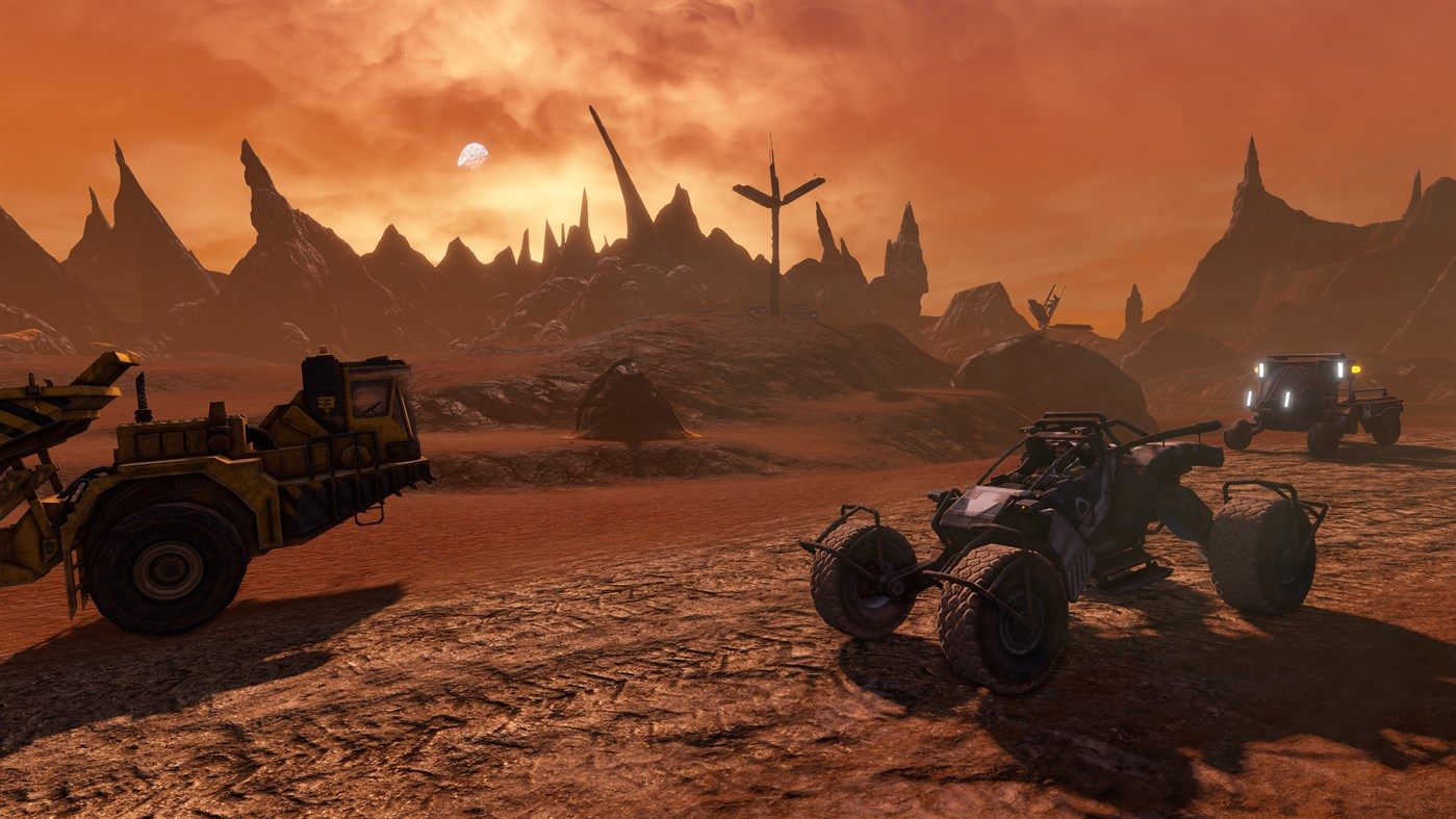 ✅Red Faction Guerrilla Re-Mars-tered Xbox One 🔑