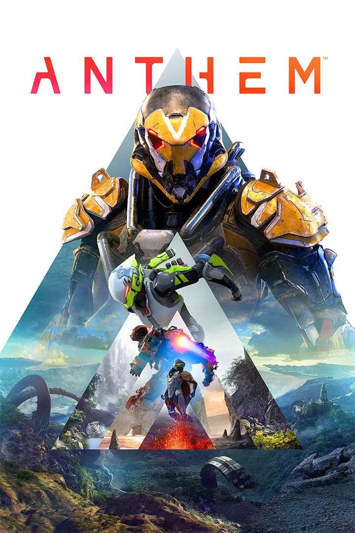 Anthem Xbox One  ключ 🔑