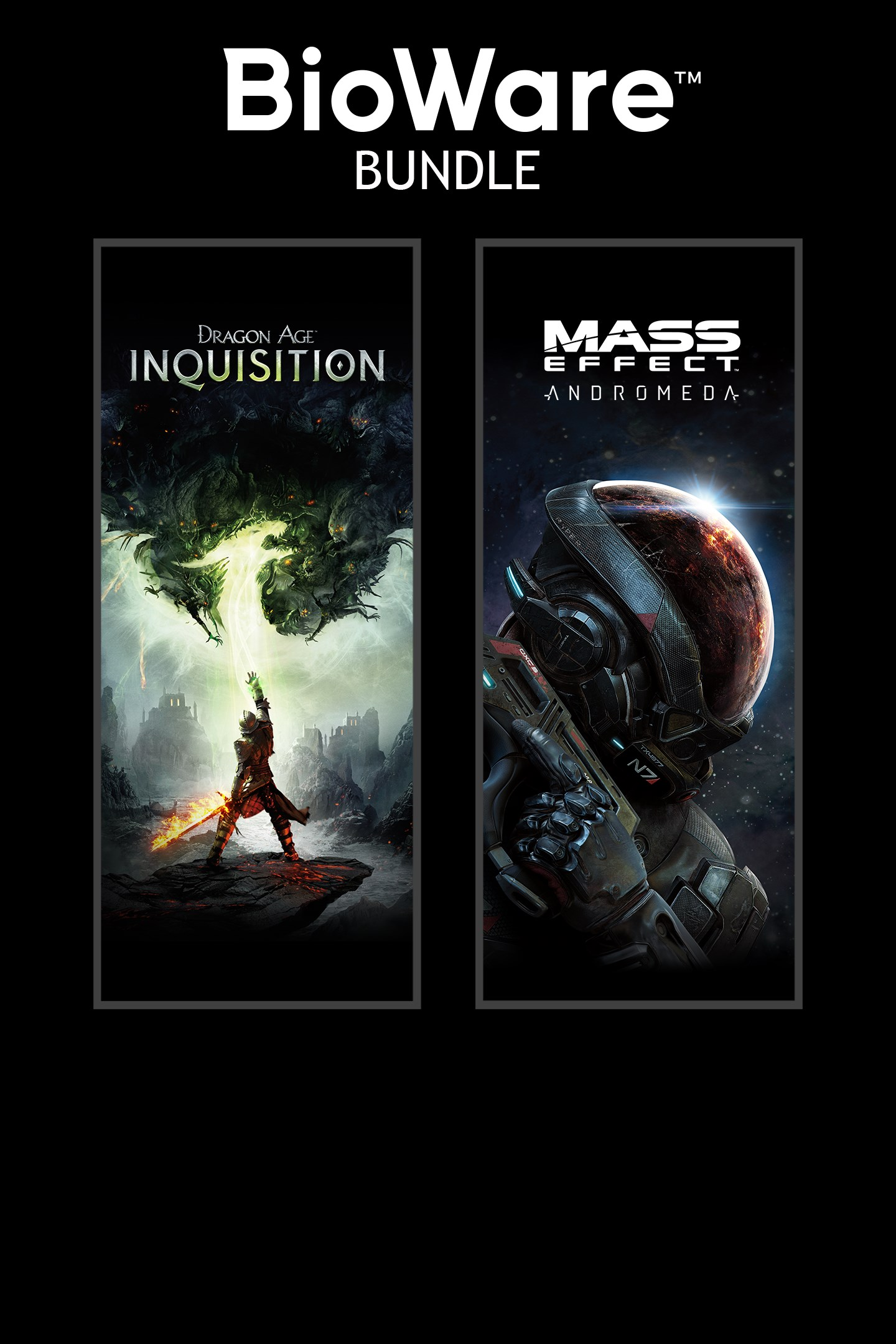 ✅The BioWare Bundle Xbox One 🔑