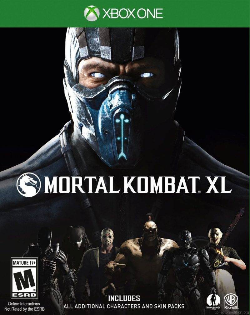 ✅Mortal Kombat XL Xbox One 🔑