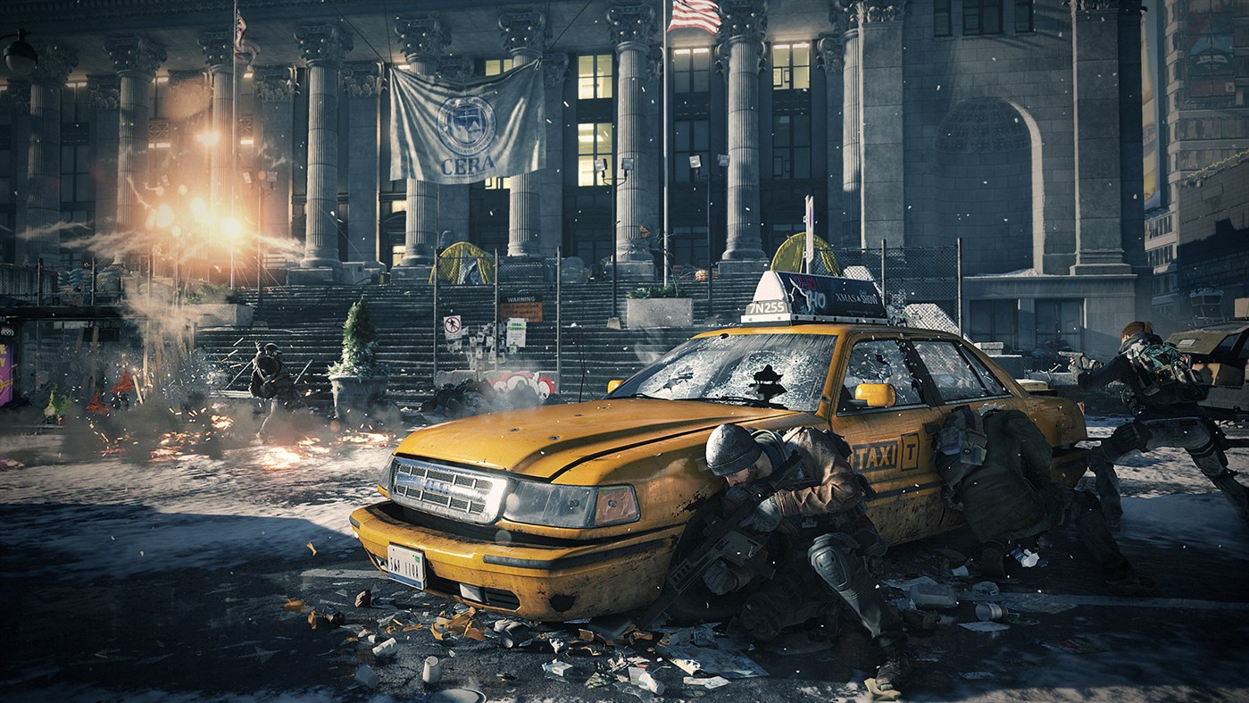 ✅ Tom Clancy´s The Division Xbox one 🔑