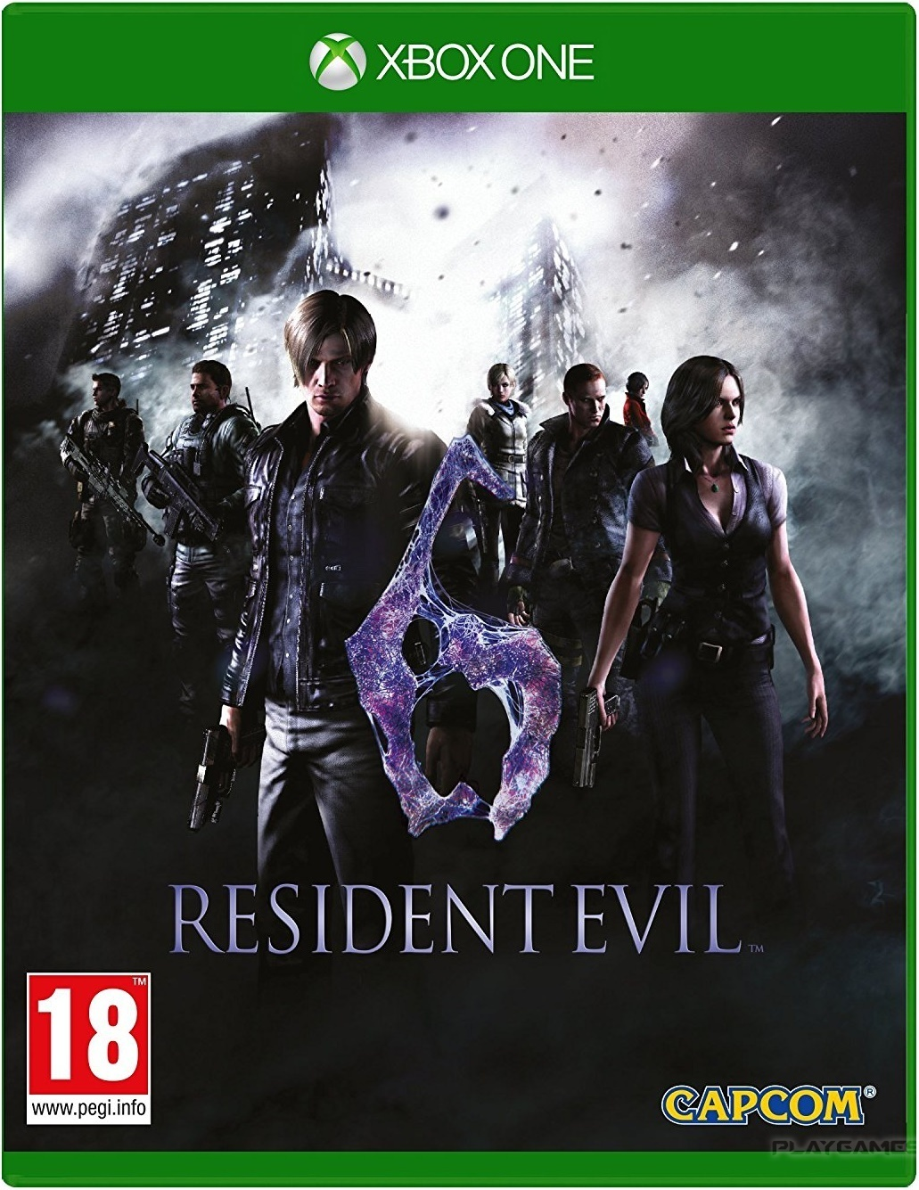 ✅Resident Evil 6 Xbox One 🔑