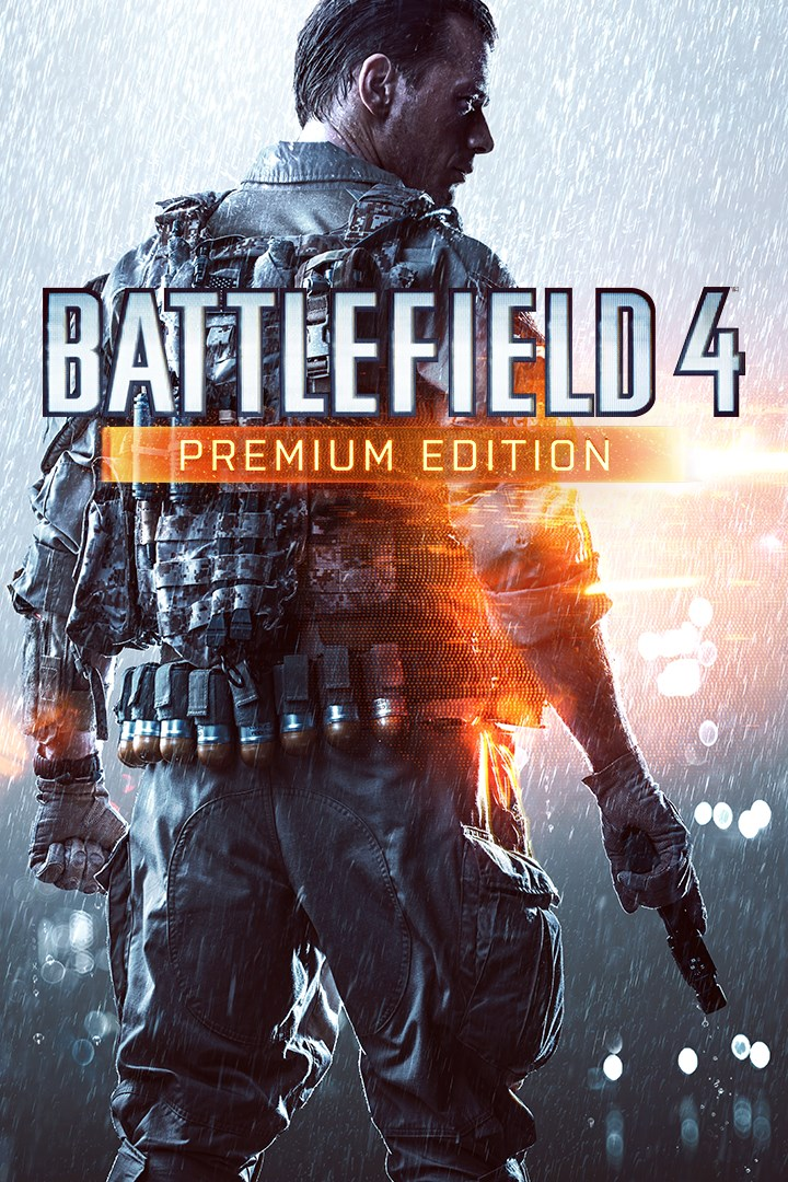 Battlefield 4 Premium Edition Xbox one key 🔑
