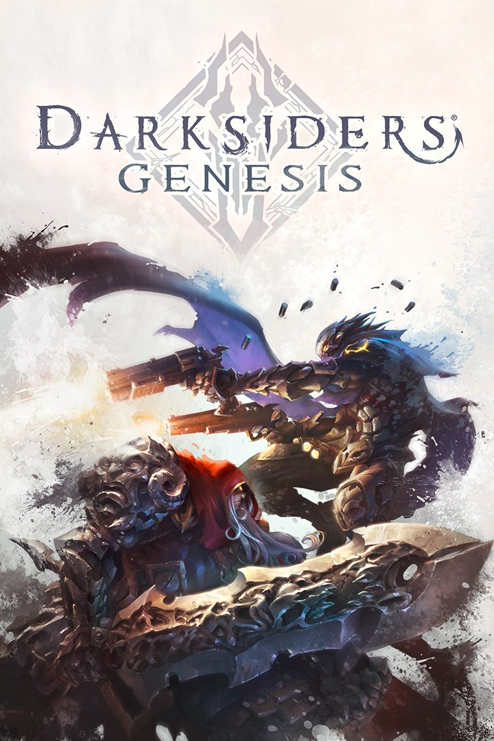 Darksiders Genesis Xbox one key 🔑