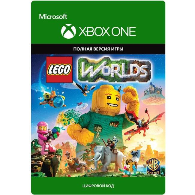 ✅ Lego worlds Xbox One 🔑