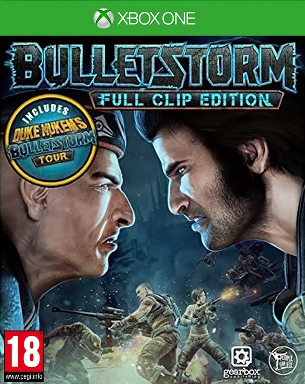 ✅ Bulletstorm Full Clip Edition Xbox one 🔑