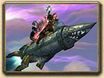 Mount - Walking ROCKET X-53 + BONUS 30 days of play RU