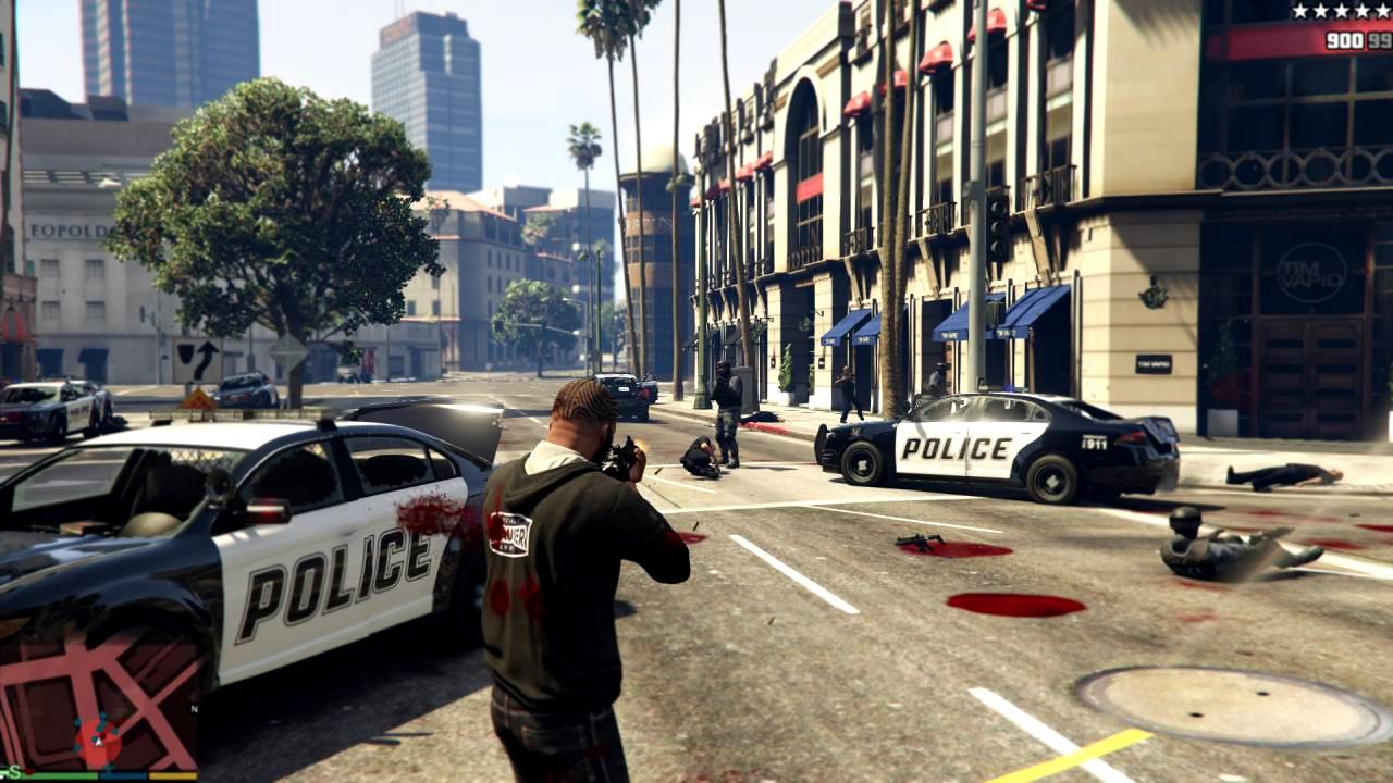 Игра GTA San Andreas скачать торрент