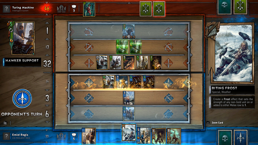 Gwent: The Witcher Card Game Beta Key